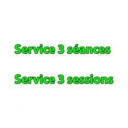 Service 3 Séances (79€)