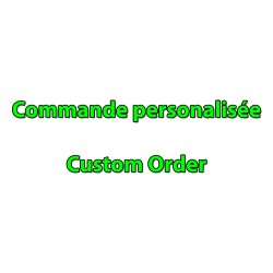 Commande personnalisée -...